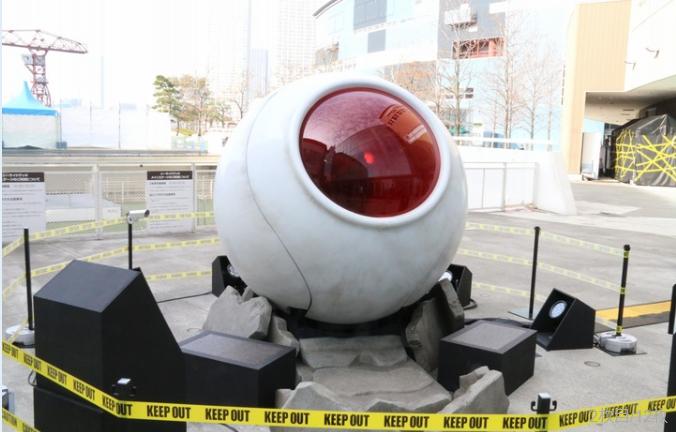 还可探测战斗力!《龙珠超布罗利》联动实体圆球赛亚人小飞船公开