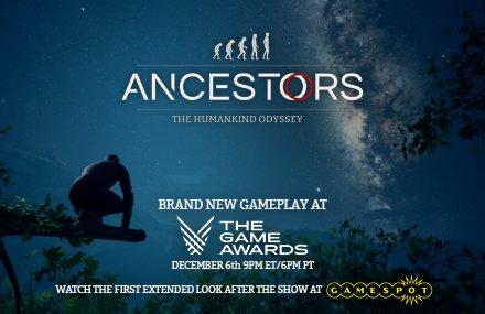 《先祖:人类漫游》将参加TGA 2018 公布一个新的演示