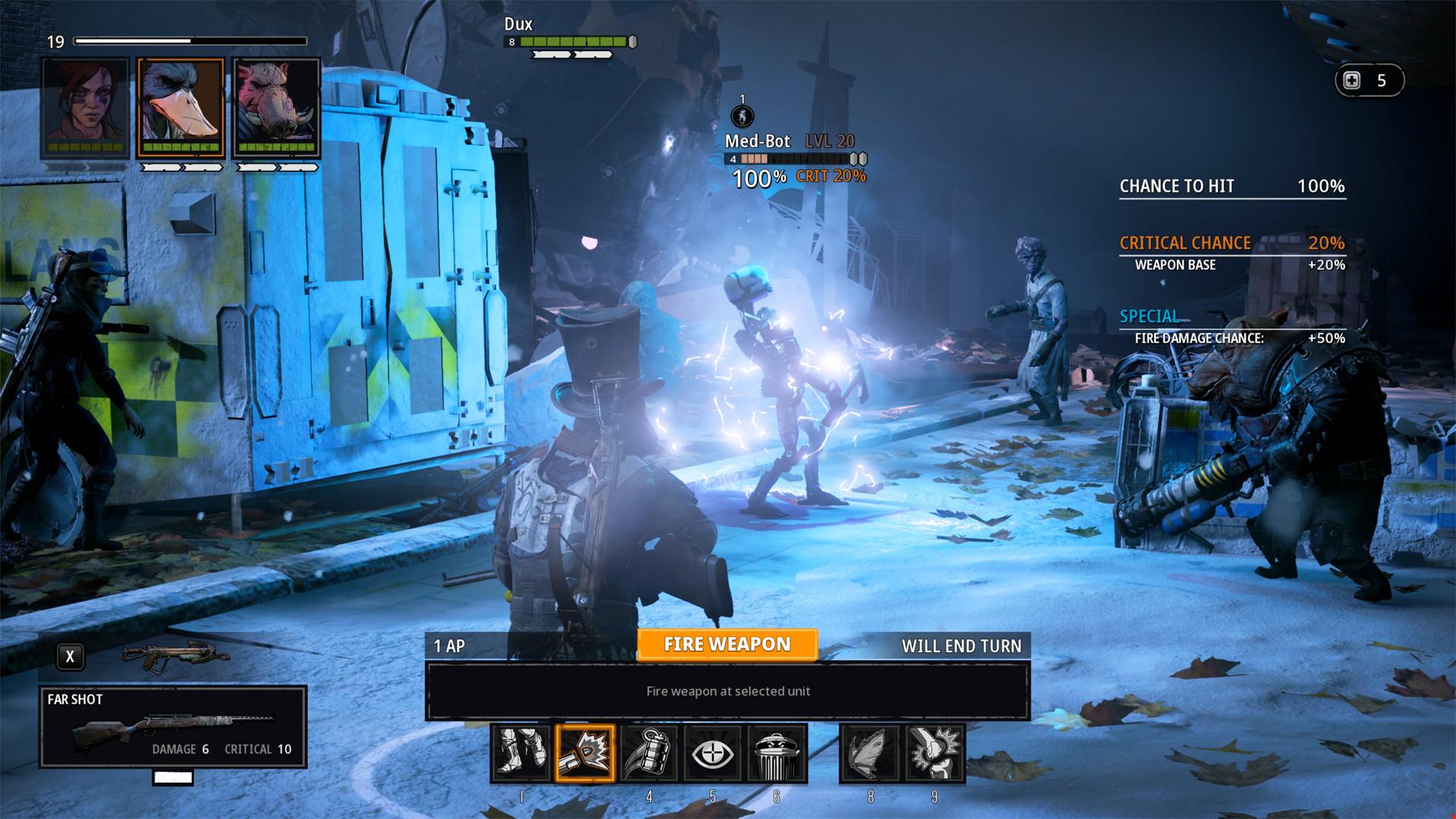 《突变元年:伊甸之路》新模式曝光 增加新敌人和地图