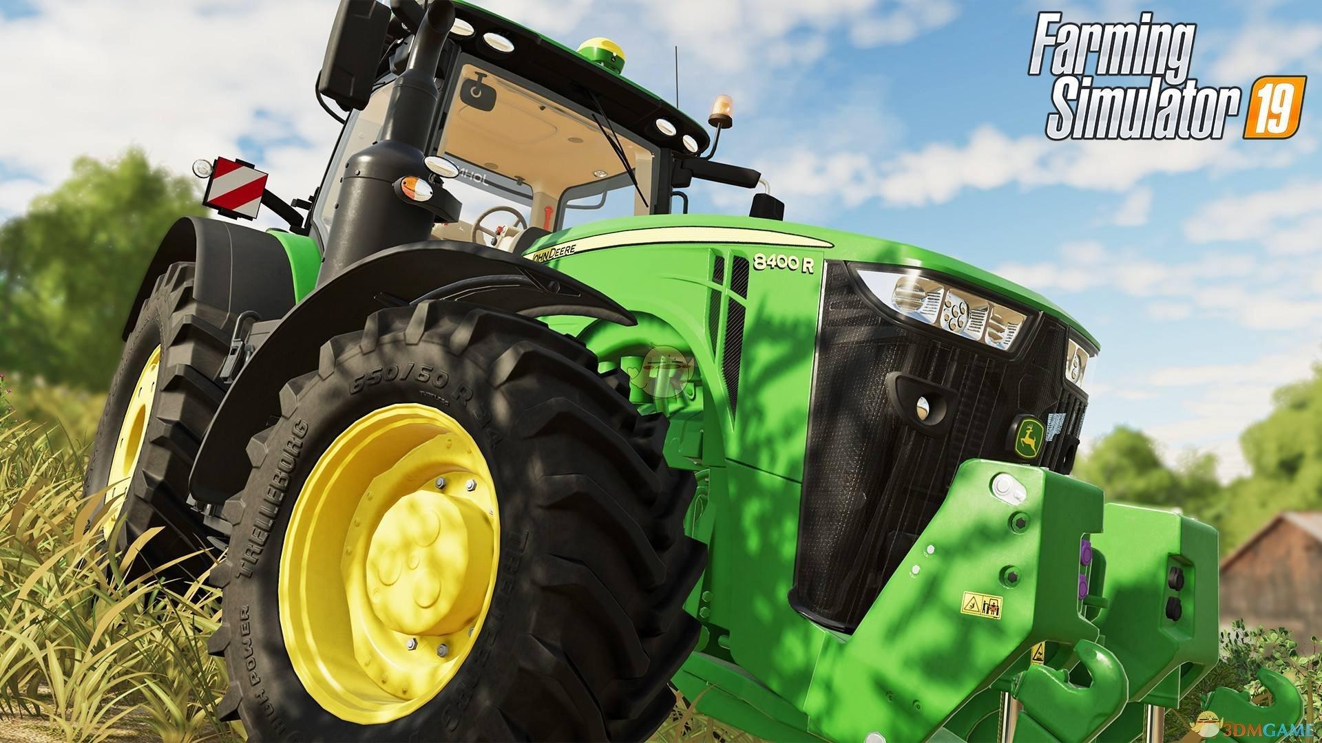 《模拟农场19》牧草收获技巧指南
