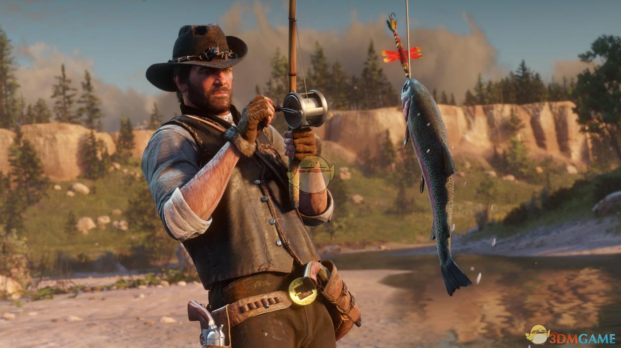 《荒野大镖客2》钓鱼小技巧分享