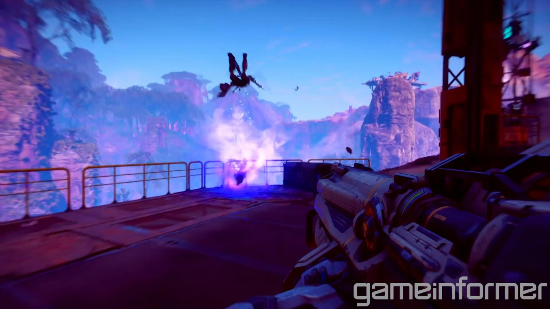 《狂怒2》新实机演示视频 刺激火爆让敌人爽到飞