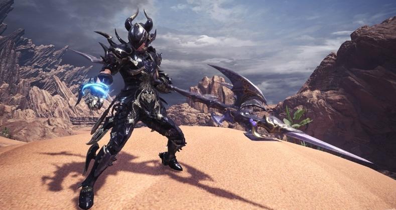 贝希摩斯强势驾临!PC版《怪物猎人:世界》联动FF14更新将至
