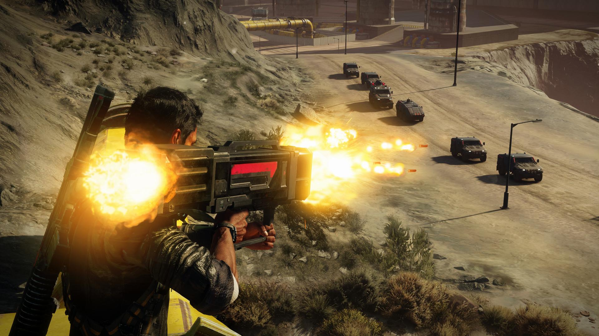 《正当防卫4》太悲剧 发售两天就被国外组织CPY攻破