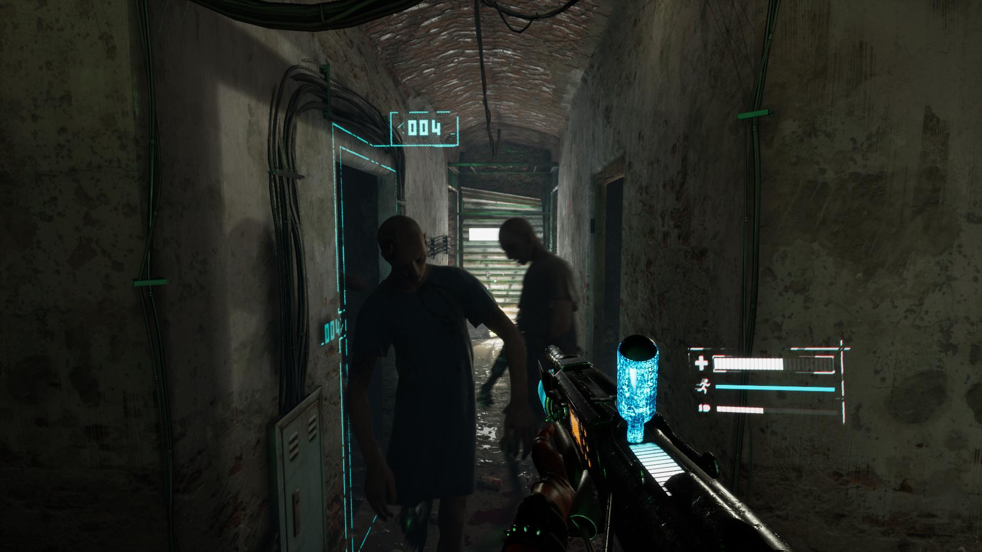 赛博朋克射击新作《2084》公布 恐怖场景吓坏小朋友