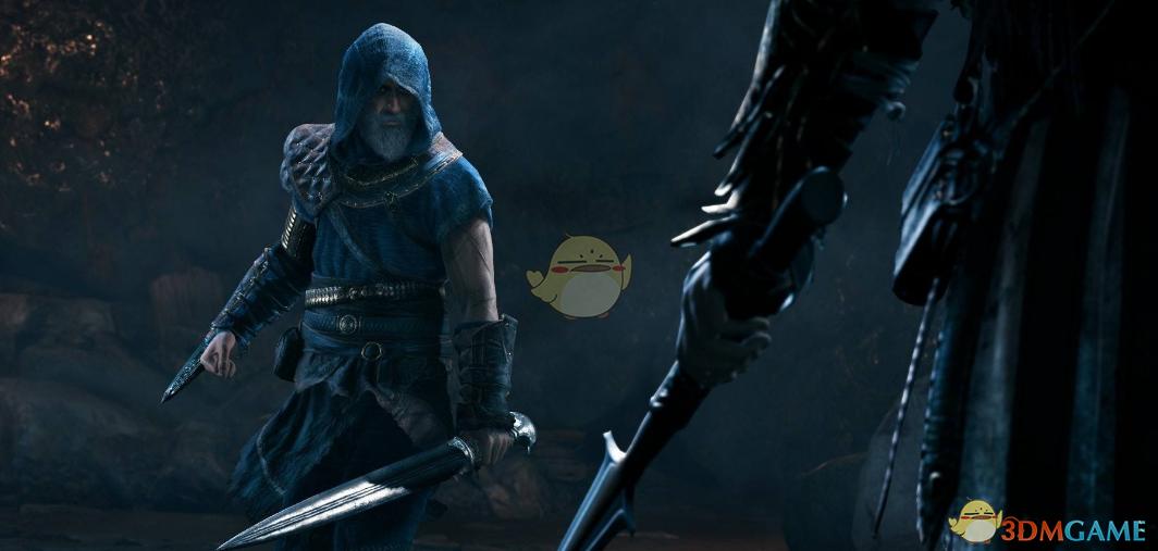 《刺客信条:奥德赛》新DLC第一把袖剑要点一览