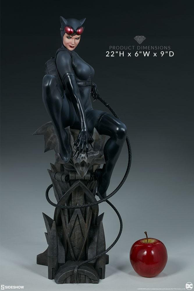 《蝙蝠侠》猫女收藏级手办欣赏 身材性感前凸后翘