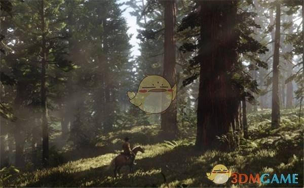 《荒野大镖客2》线上模式湖边捡鱼轻松赚钱方法分享
