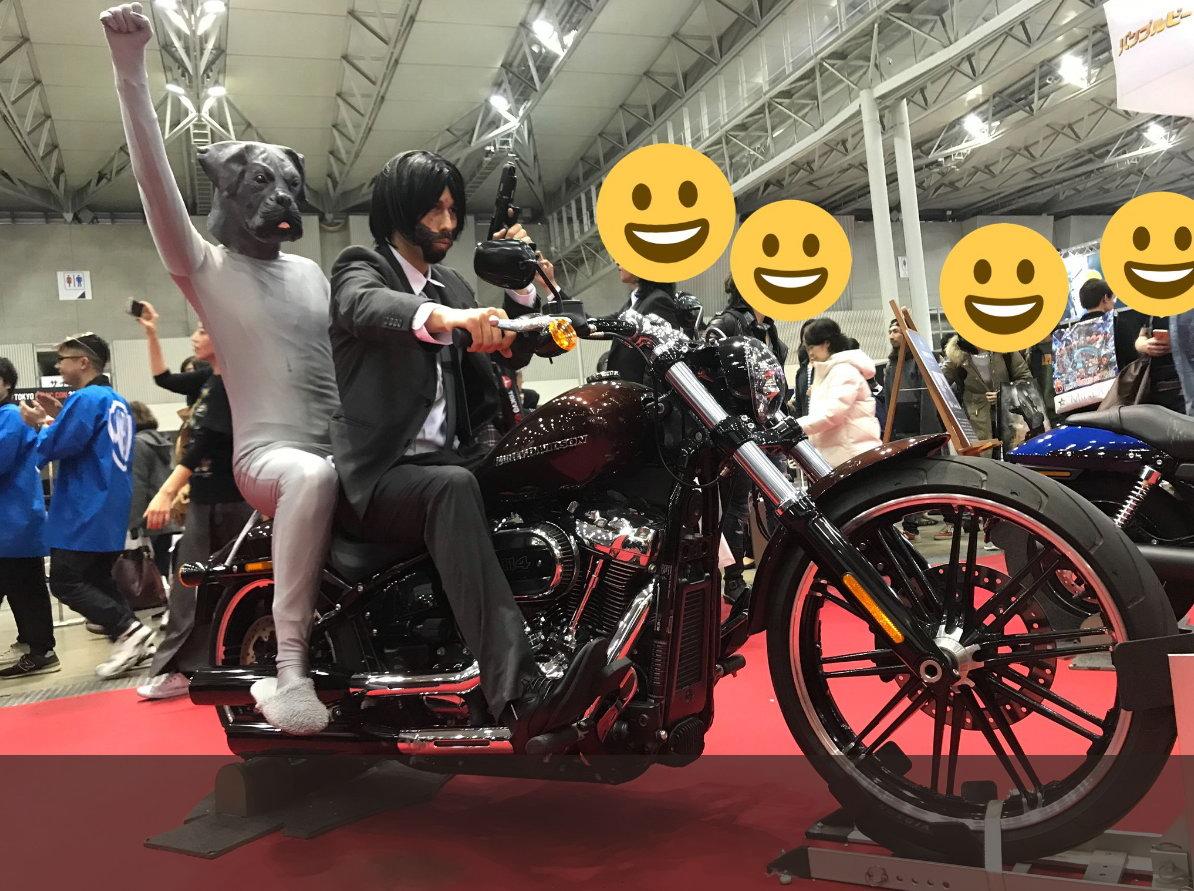 东京漫画展2018现场Cos美图 日本人民真是太会玩了