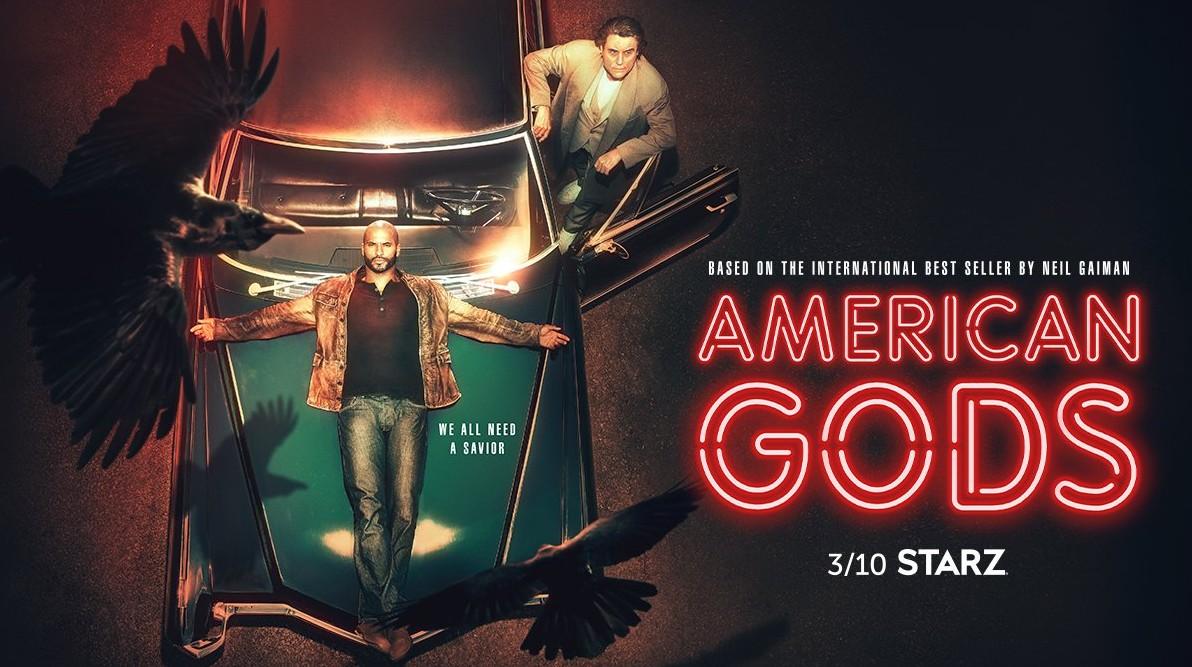 神仙打架 《美国众神》第二季2019年3月10日旷世再临