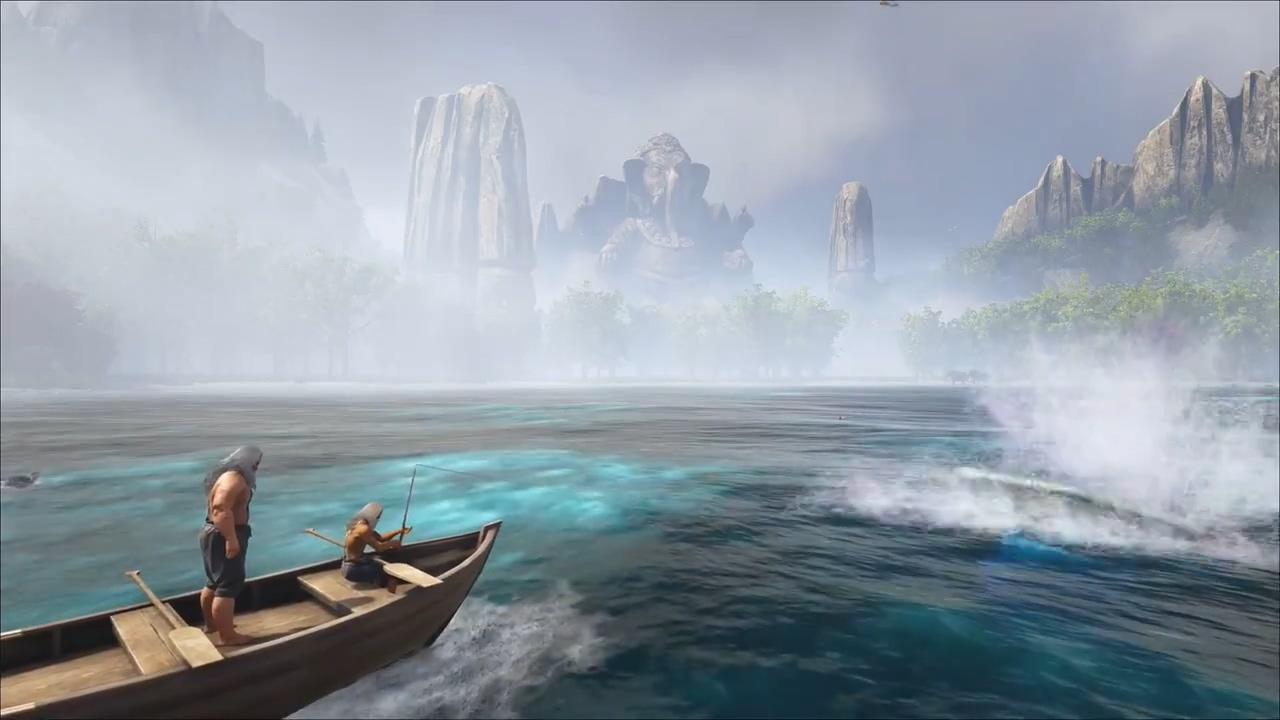 TGA 2018:《方舟:生存进化》开发商新作《Atlas》公布 登陆Steam和XB1