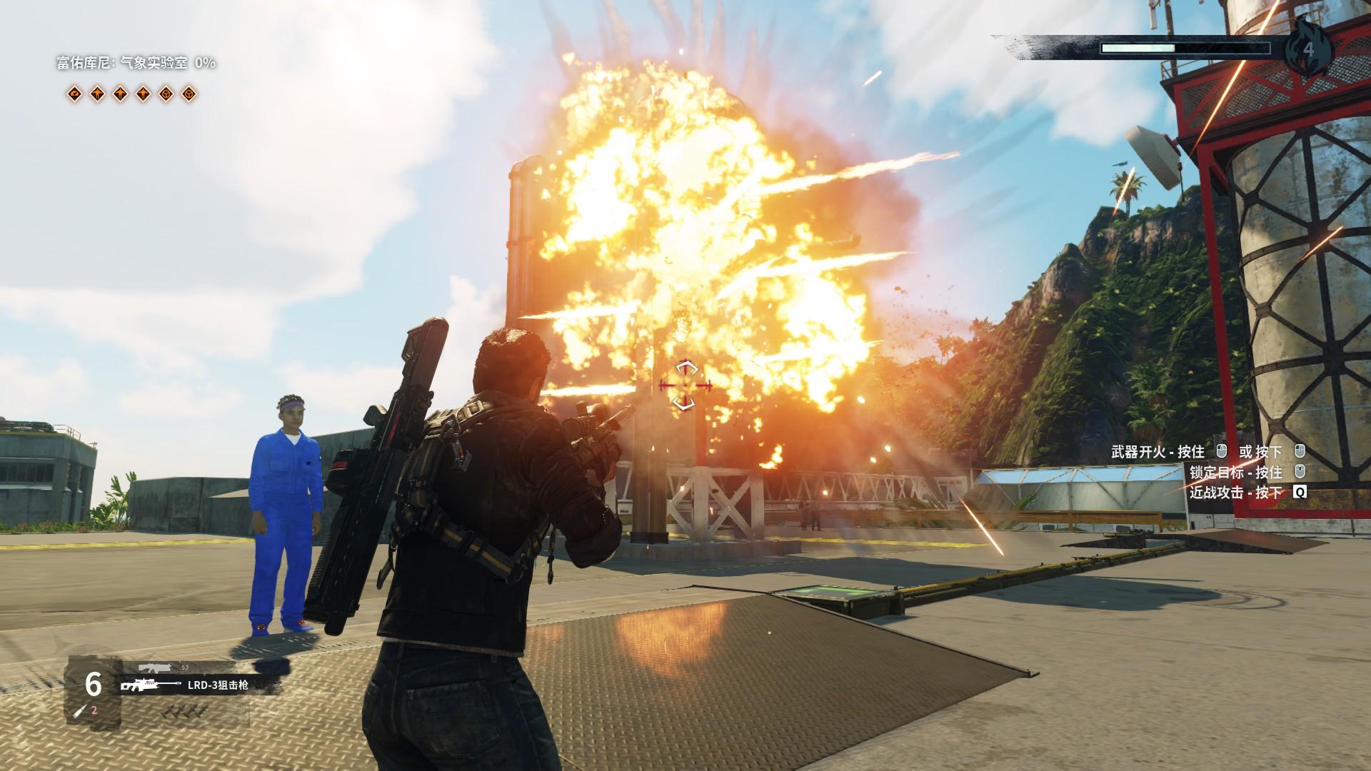 《正当防卫4》评测:爆炸的艺术没有在这里得到升华