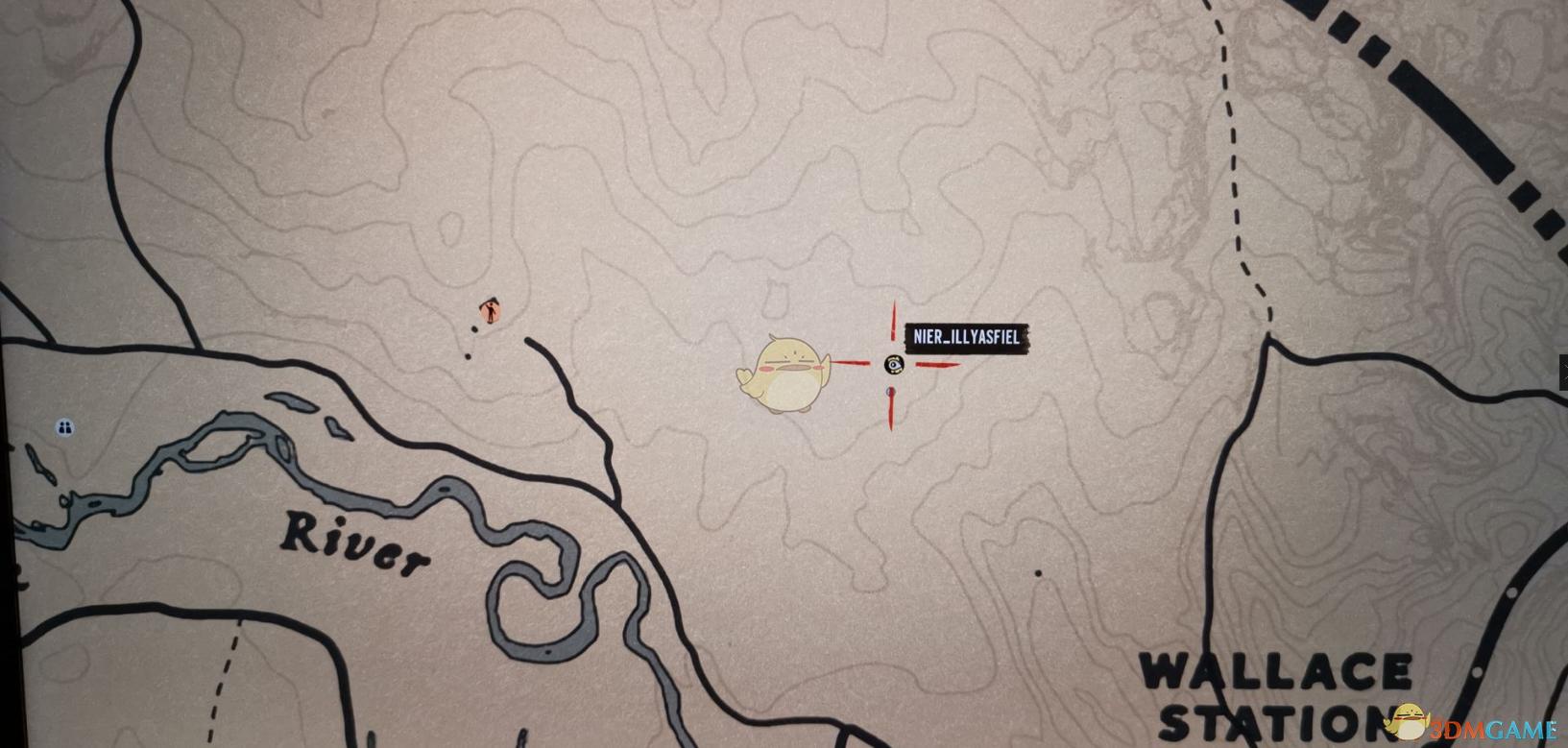 《荒野大镖客2》线上模式40级藏宝图宝箱位置分享