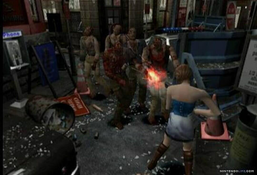 网友爆料《生化危机3:重制版》正在开发中 可信度极高