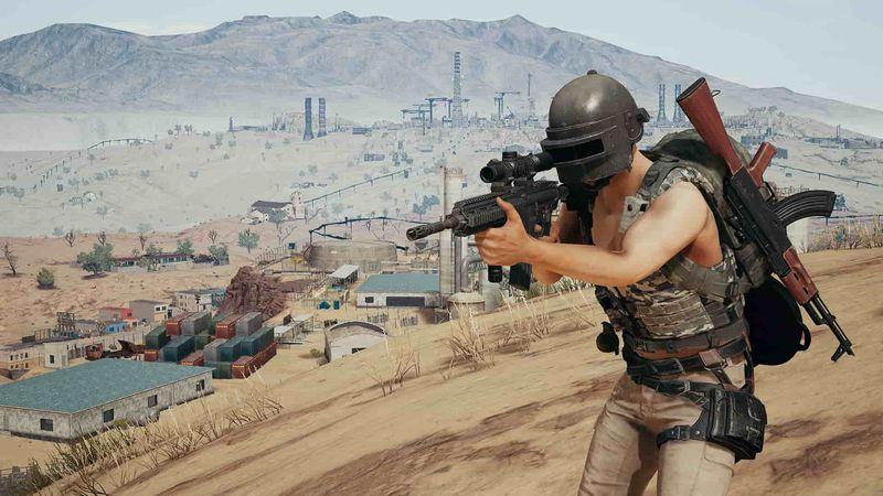 《绝地求生》PS4版今日发售并释出全新上市宣传片
