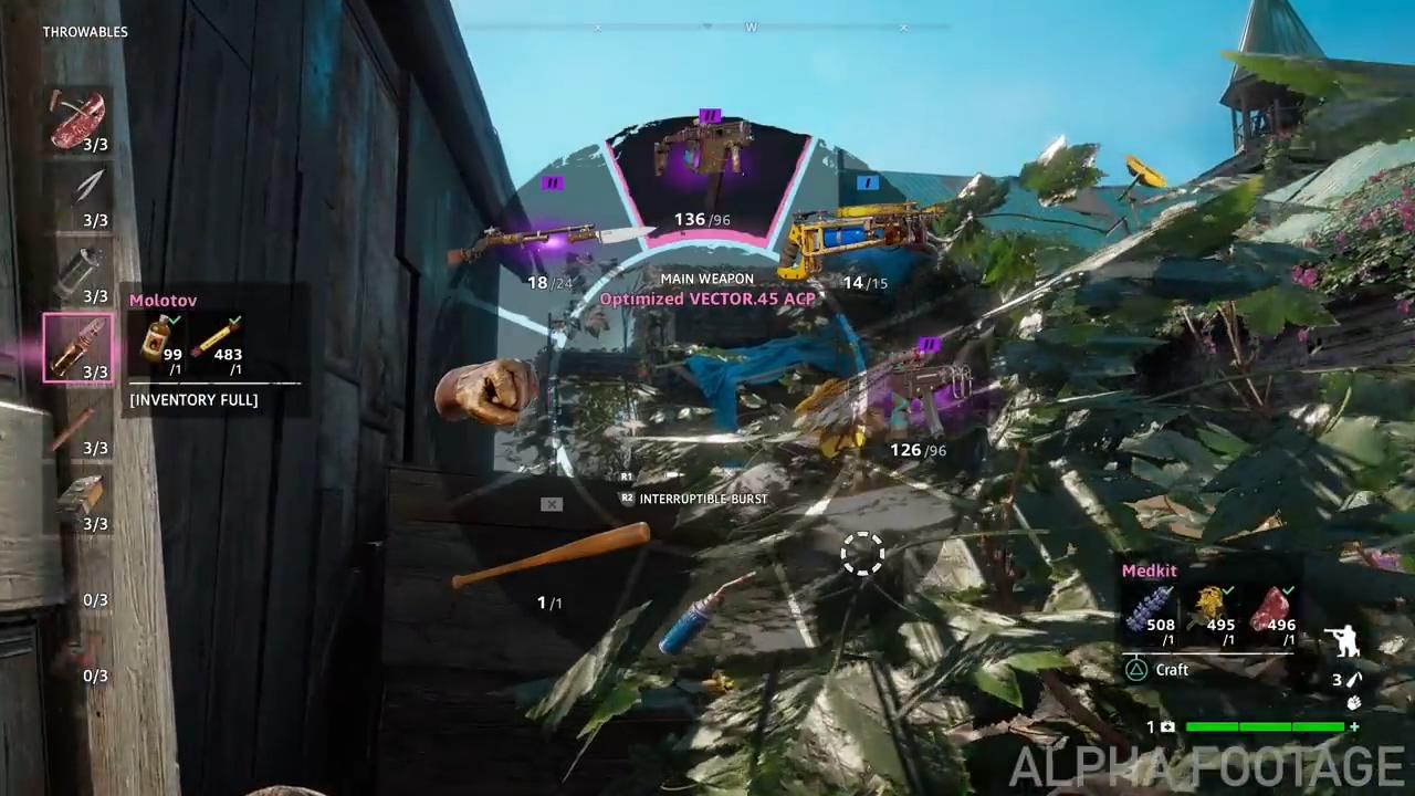 《孤岛惊魂:新曙光》PC版7分钟演示 废土世界大作战