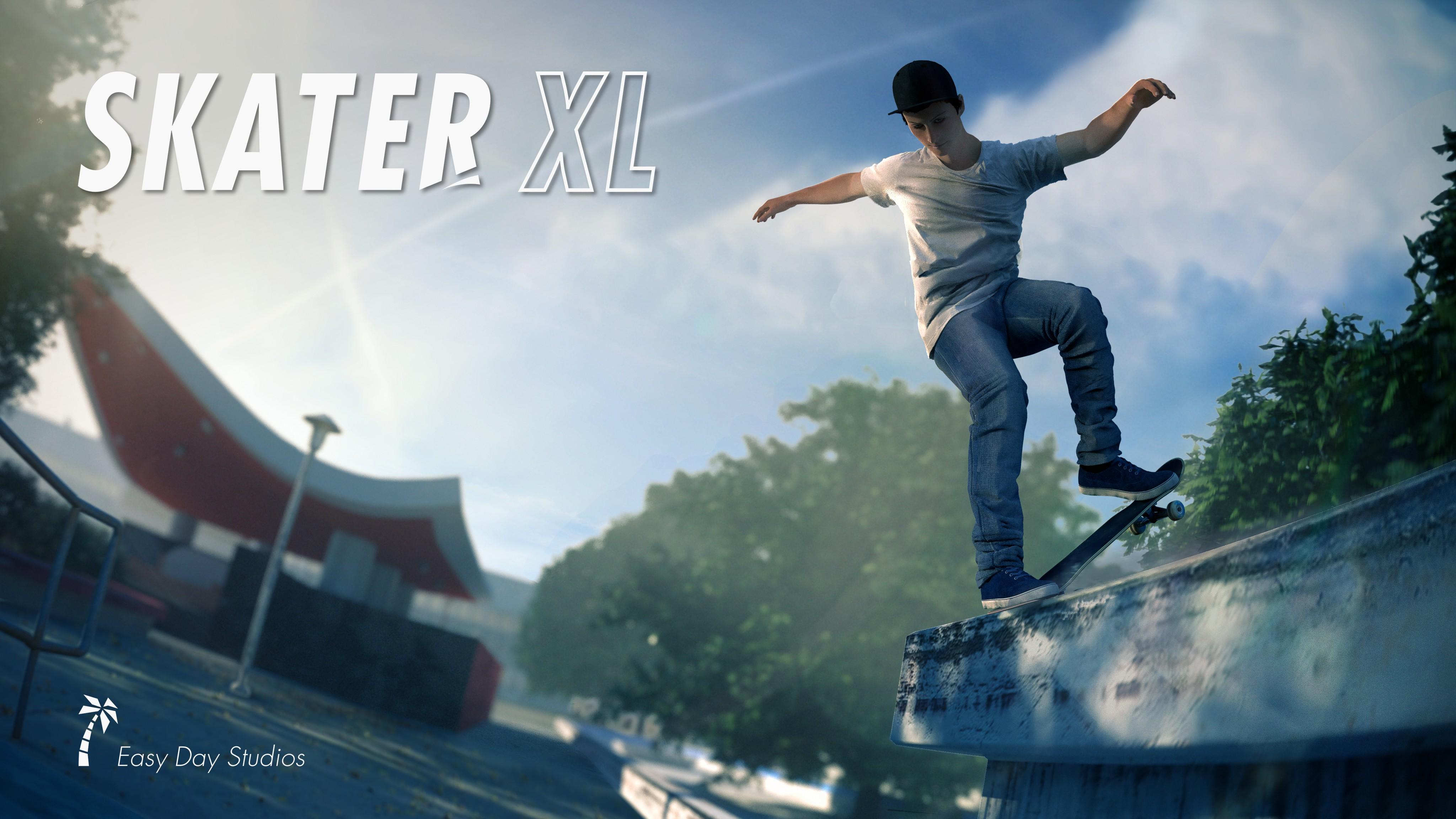 滑板游戏风潮再起 《滑板XL》本月登陆抢先体验平台