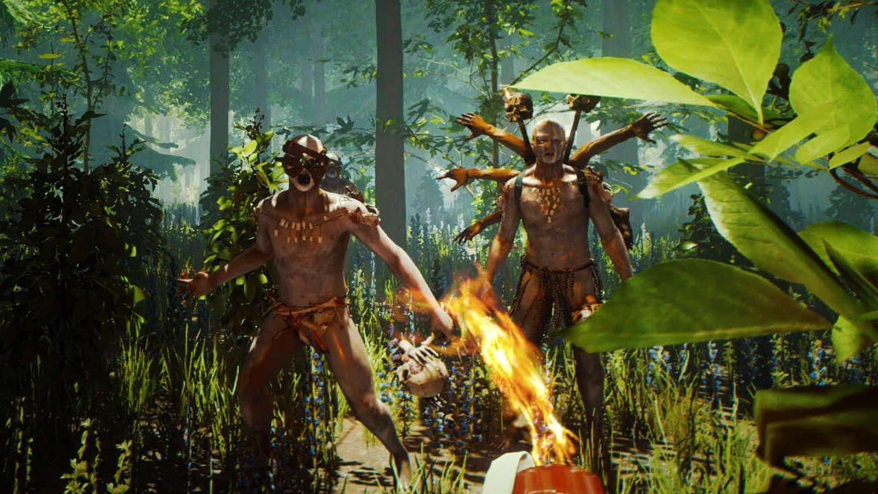 生存游戏《森林》五年后仍在更新 开发组公布计划
