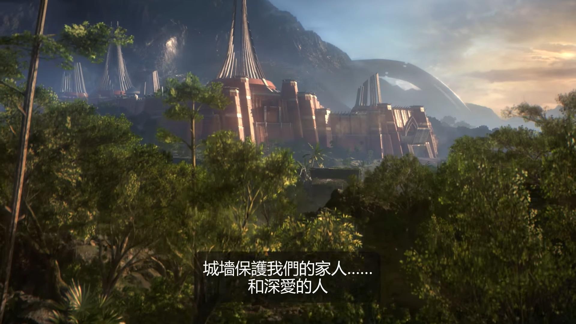 《圣歌》中文官网上线 TGA 2018官方中文版预告发布