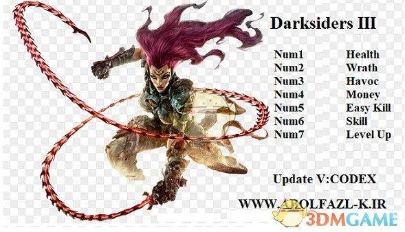 《暗黑血统3》v1.0七项修改器[Abolfazl]