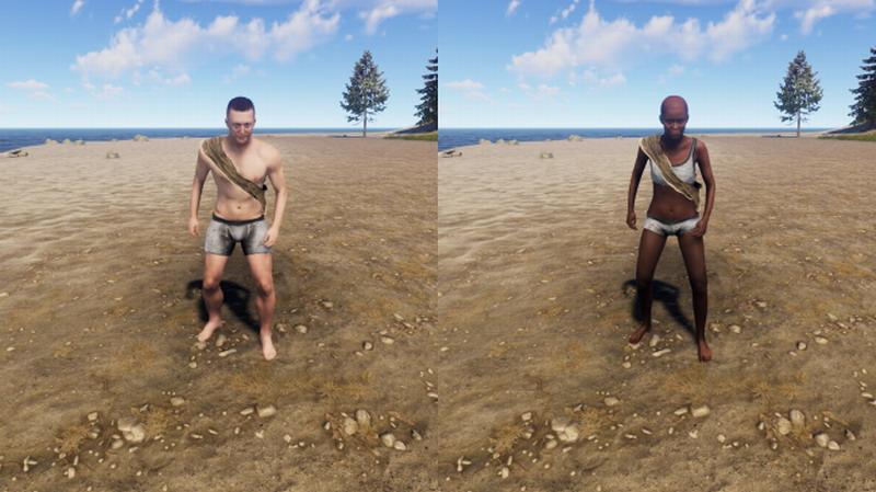 生存游戏《腐蚀》终于加入内裤 玩家再也不用裸奔了