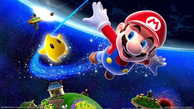 Wii游搬运? 任天堂注册《马银》《银河战士》新商标