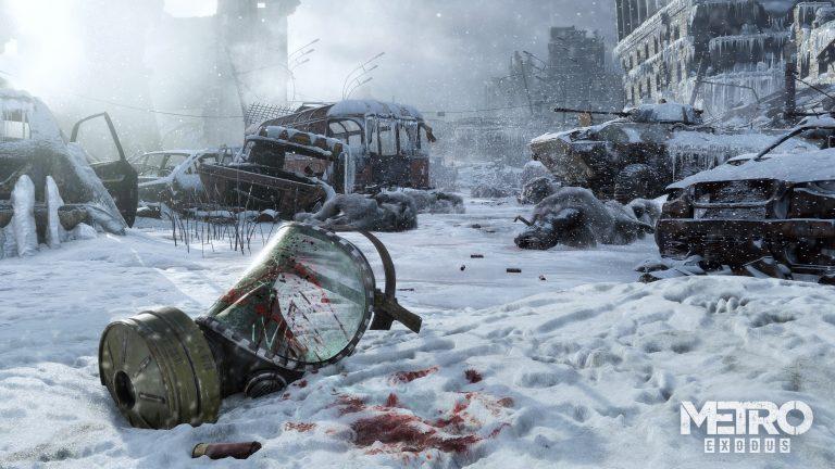 《地铁2033》电影版被取消 小说作者不满将地点改成华盛顿DC
