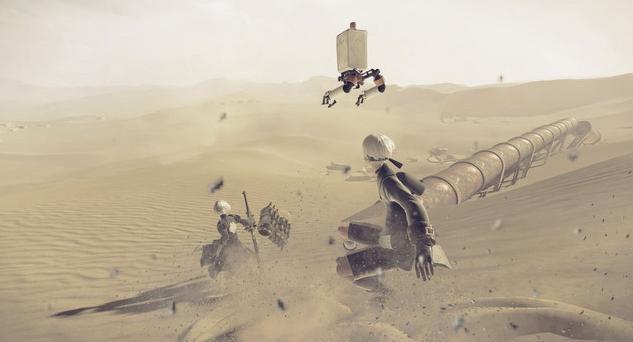《尼尔:机械纪元》 年度版正式公布 19年2月21日登陆PS4和PC