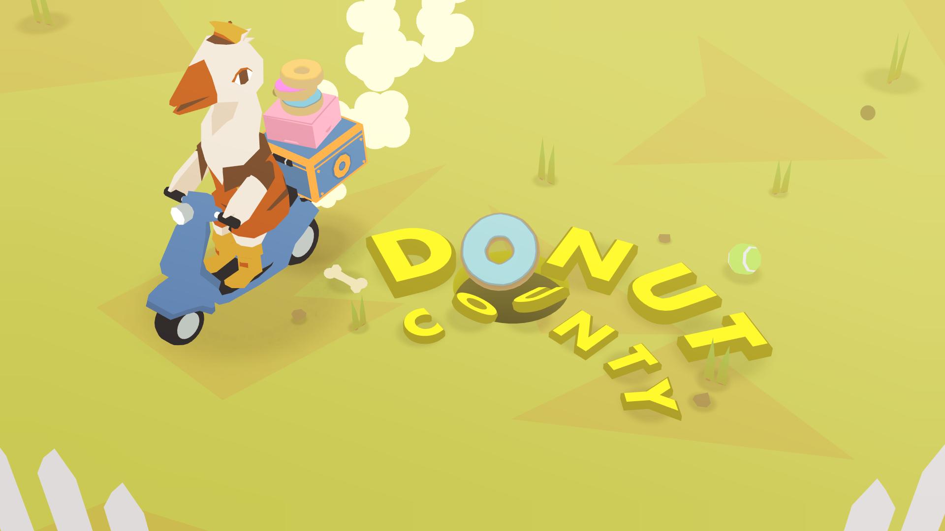 黑洞吞吞吞 《甜甜圈都市》12月登陆Xbox与NS