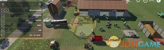 《模拟农场19》牛棚规划完全指南