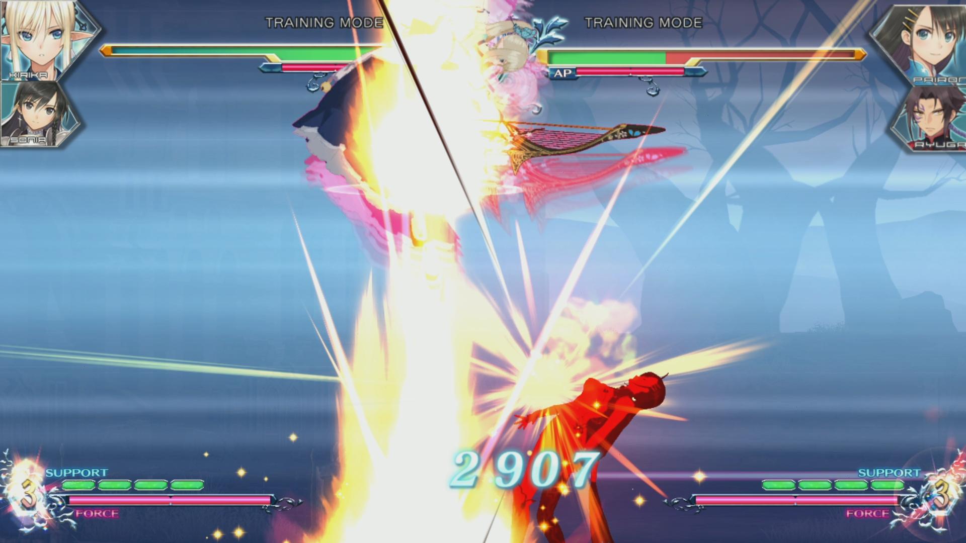 世嘉2D格斗名作 《光明格斗:反叛》 新参战角色情报公开