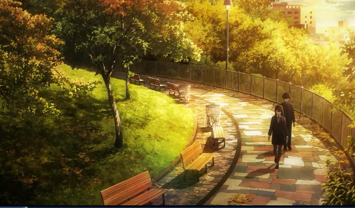 全新情感科幻系动画电影《纵使明天世界终结》最新预告放出