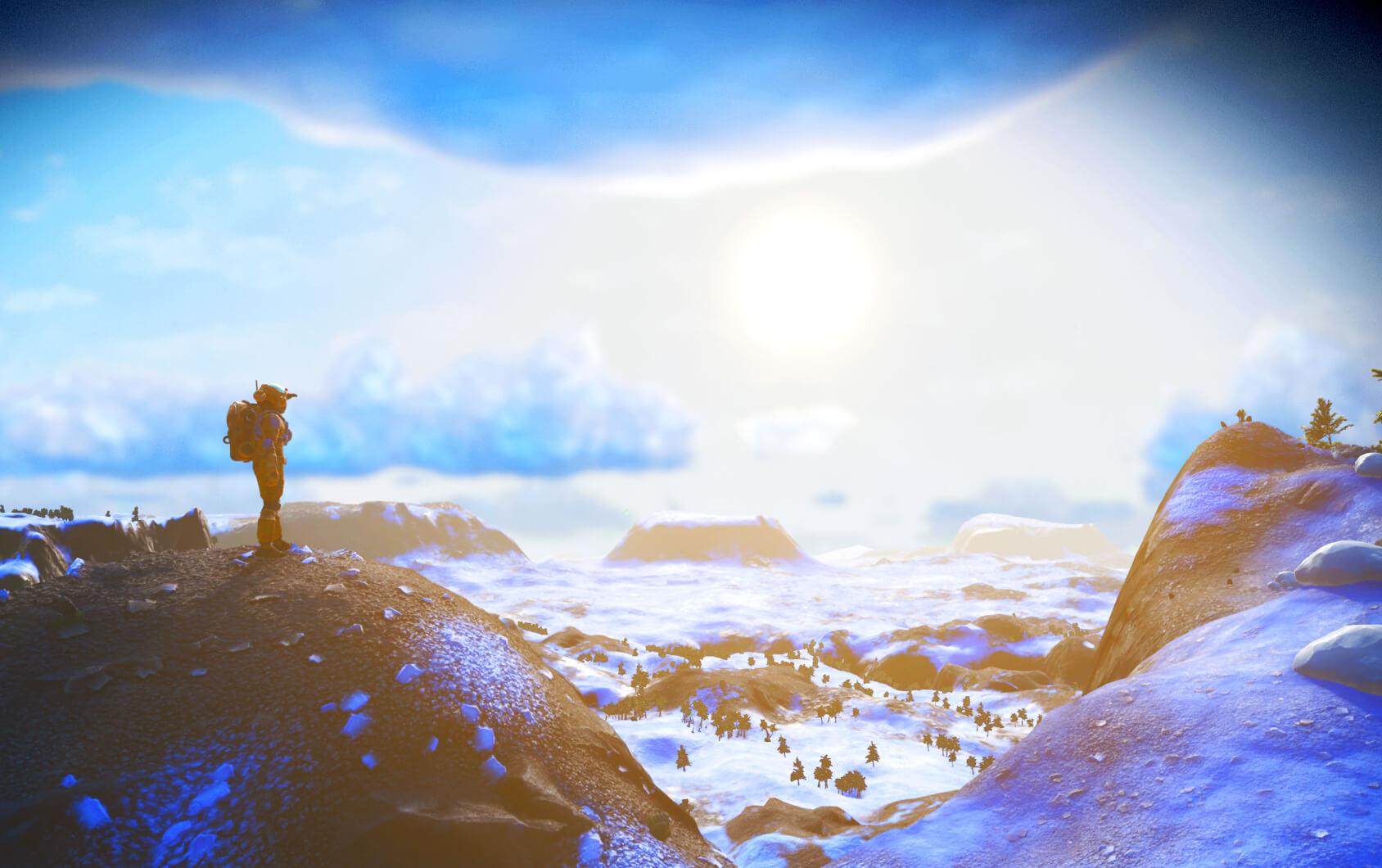 《無人深空》迎來新更新 玩傢可以飼養外星小怪物