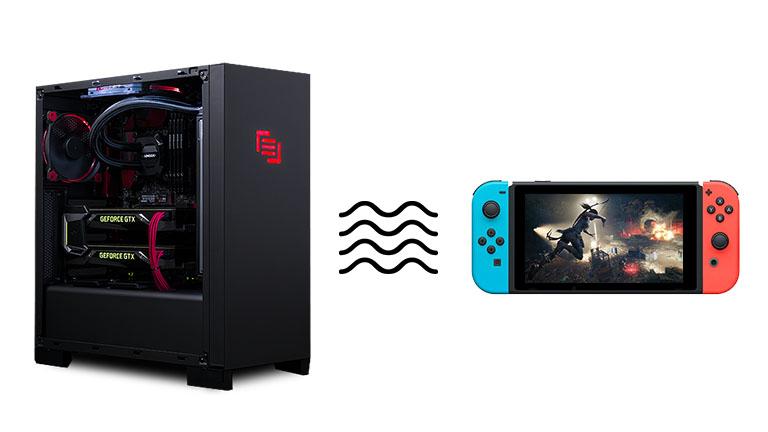 在Switch上没法玩GTA5?这款串流软件助你实现梦想