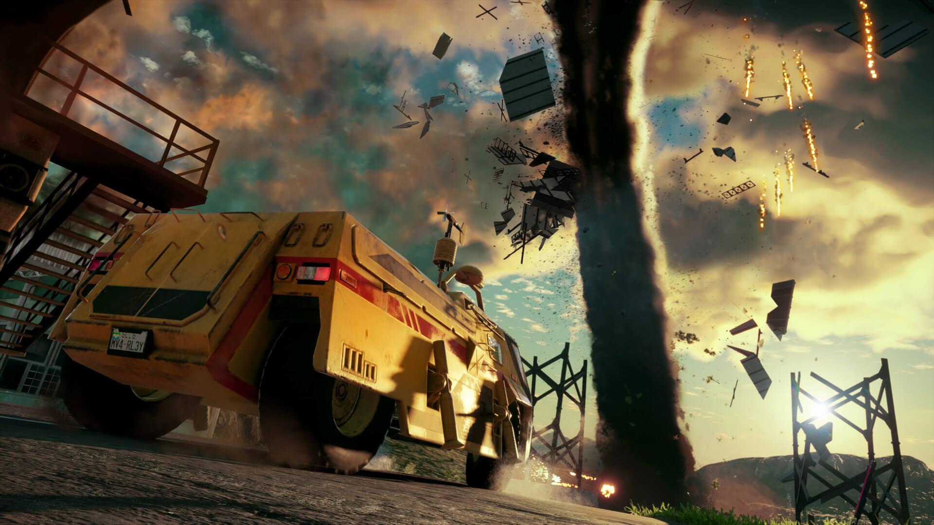 《正当防卫4》 推送PC版升级 修复材质与操控问题