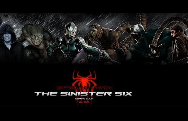 蜘蛛侠的敌人都在这里了 《险恶六人组》仍有机会复活