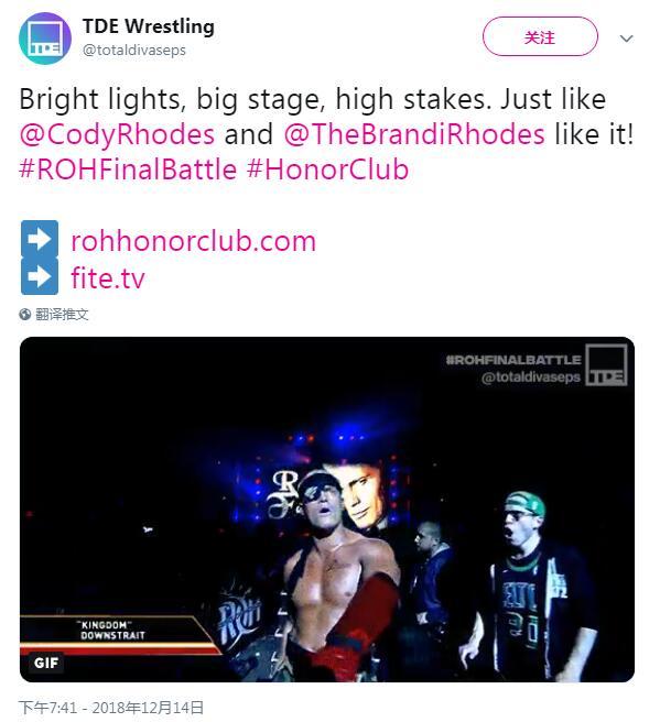 ROH摔角明星COS《合金装备5》蛇叔登场 气氛火爆