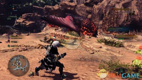 《怪物猎人:世界》愤怒的爆鳞龙MOD