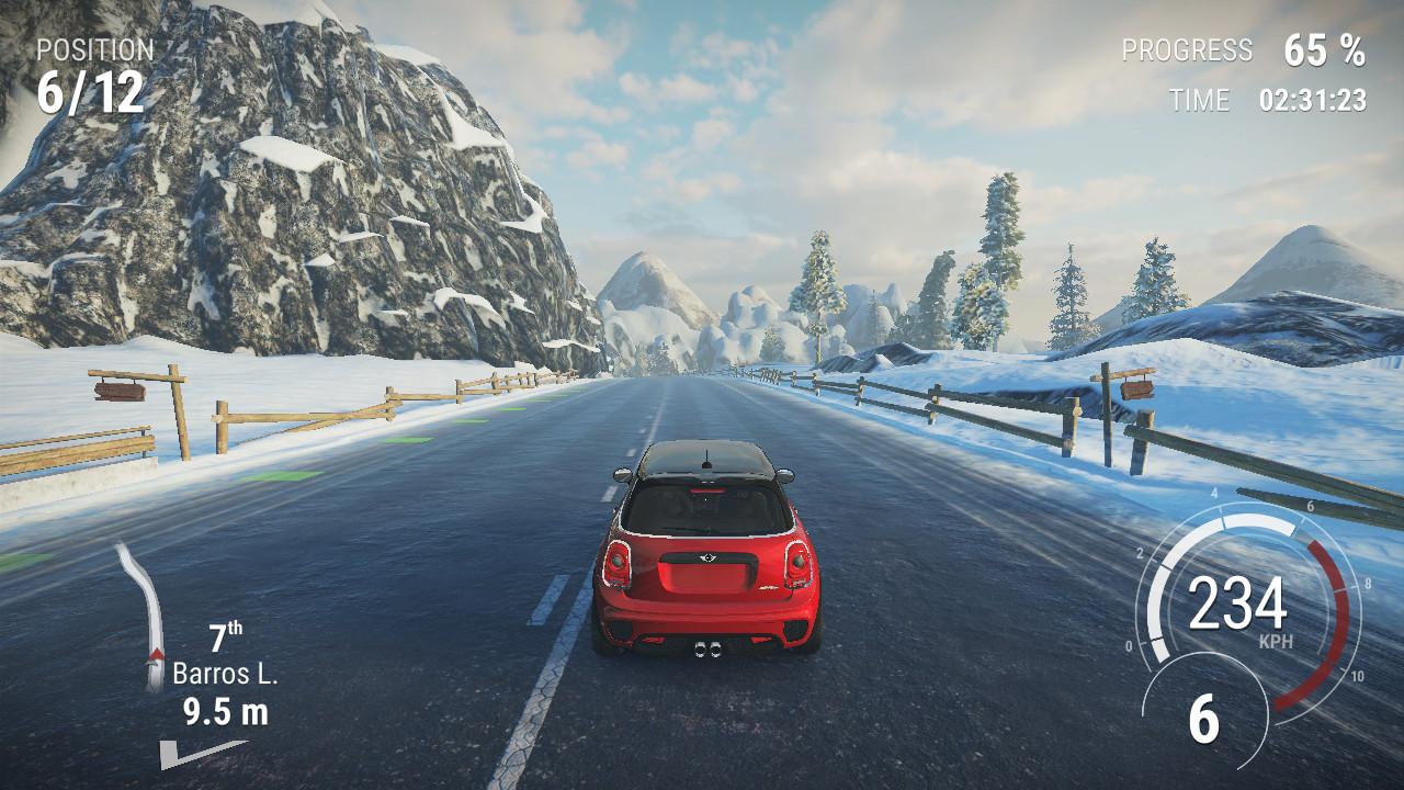 《极限俱乐部无限2》评测:往前行驶的每一段距离都值得被铭记