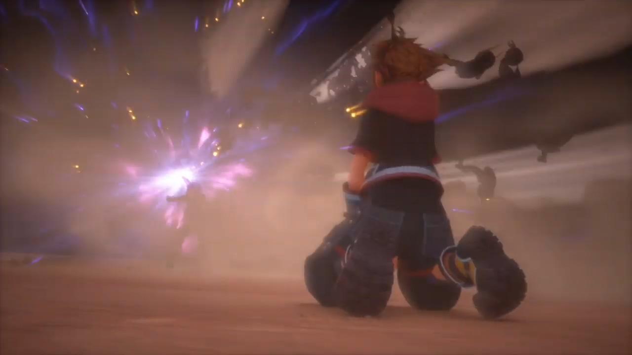 《王国之心3》最终版预告发布 1月25日正式发售