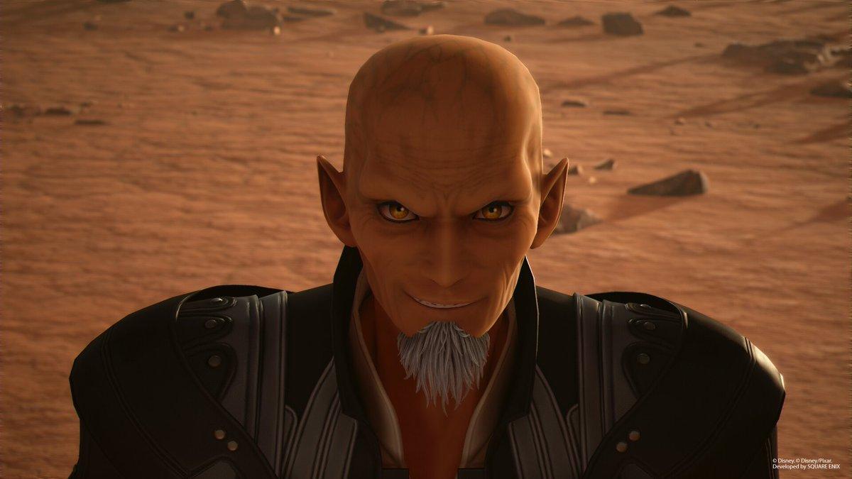 《王国之心3》海量新截图发布 塞阿诺特大师登场