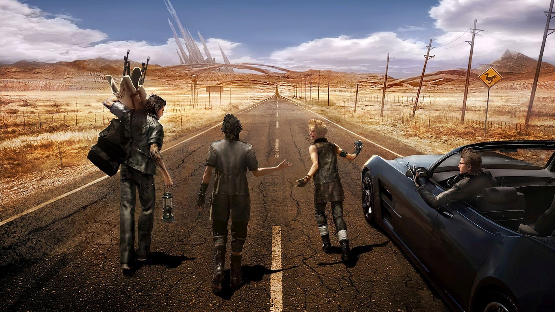 《最终幻想15》 前总监田端公开未来计划 谈离职原因