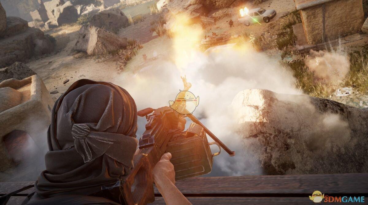 《叛变:沙漠风暴》游戏心得评测