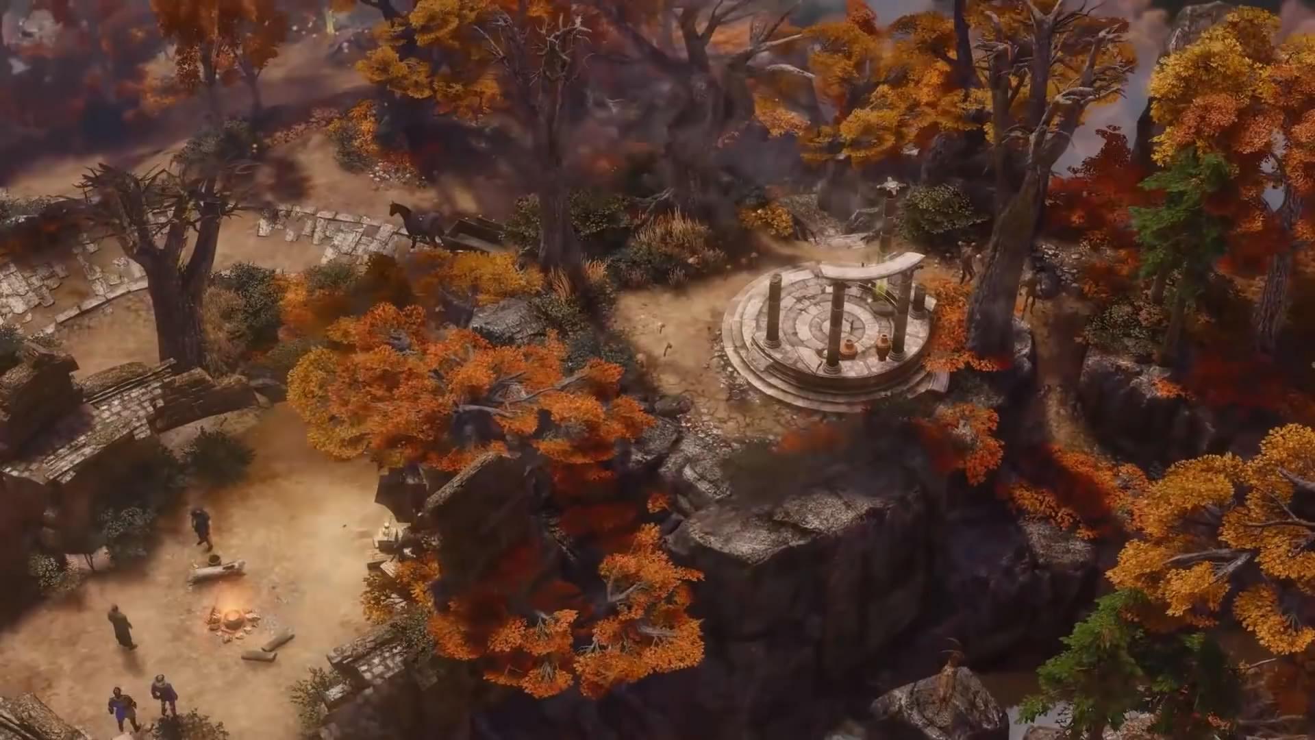 RPG新作《咒语力量3:灵魂收割》预告 2019年Q2发售