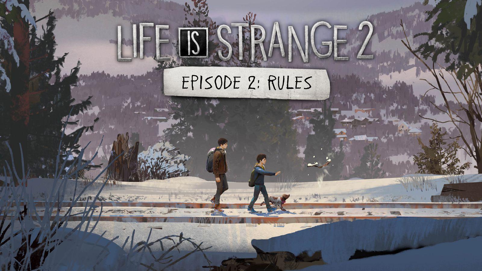 """《奇异人生2》二章""""规则""""1月24上市 真人宣传片放出"""