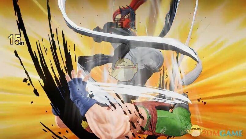 《街头霸王5》第四赛季是空性能调整一览