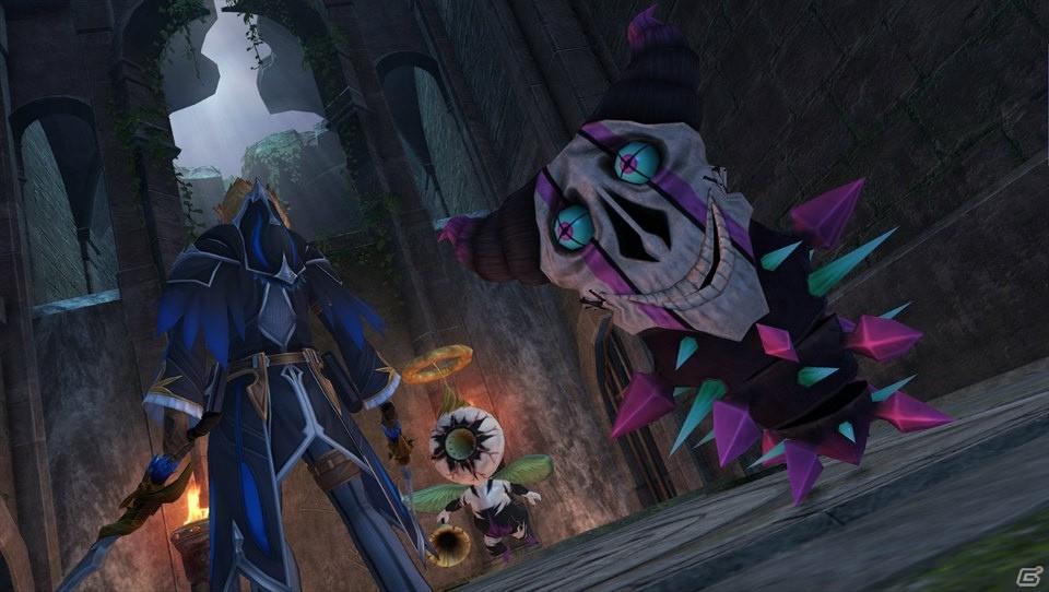 伊苏系列新作《伊苏9》官网上线 游戏截图公布
