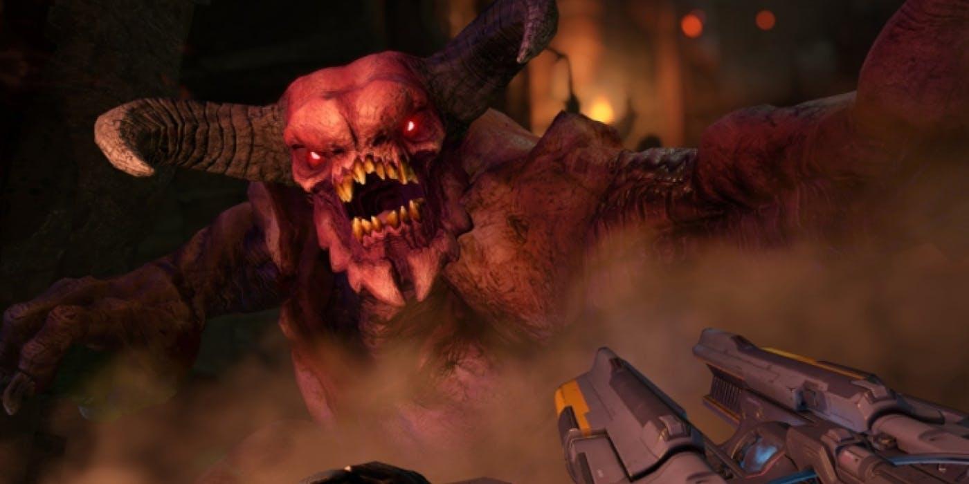 游戏新消息:毁灭战士电影重启版不会登陆院线经典BOSS缺席