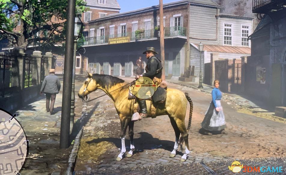 《荒野大镖客2》无限卖马赚钱方法分享