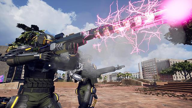 《地球防卫军:铁雨》将于明年4月11日登陆日本PS4